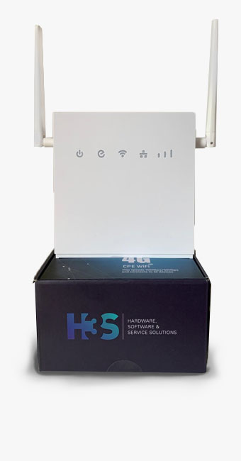 Router 3G/4G inalambrico